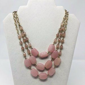 The Limited Multi Strand Beaded Statement Necklace